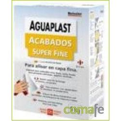PLASTE AGUAPLAST ACABADOS BLANCO INTERIOR ESTUCHE 1KG 1341 - Imagen 1