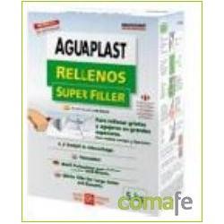 PLASTE AGUAPLAST RELLENOS BLANCO INTERIOR ESTUCHE 1KG 1307 - Imagen 1