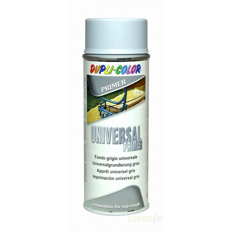 MASILLA ACRILICA REPARADORA PARED BLANCA SPRAY 400ML - Imagen 1