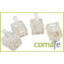 CONECTOR 6P4C BLISTER 10PZ.TL81E - Imagen 1