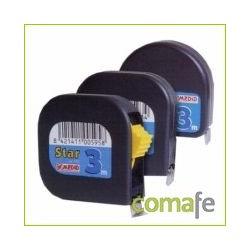 FLEXOMETRO 13MM.SIN FRENO 9002-2 METROS - Imagen 1
