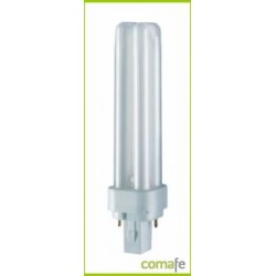 LAMPARA B/CONSUMO 2 PINS 18 W 4000 K - Imagen 1