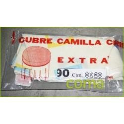CUBRECAMILLA SEMIHULE 80 CM CUBRE CAMILLA SEMIHULE ESTAMPADO 0,80 CM - Imagen 1