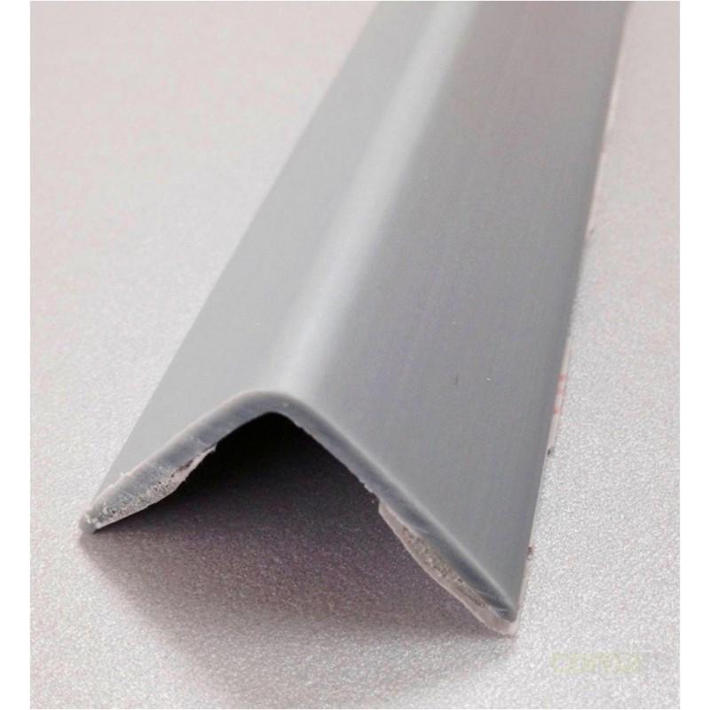 ESQUINERO PVC ADHESIVO SAPELLY 25X25X2,60MT - Imagen 1