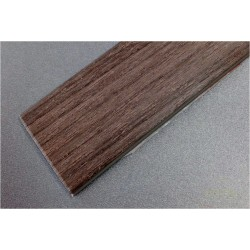 PERFIL PVC PLAQUETA PLANO ADHESIVO ROBLE 35MMX1MT - Imagen 1