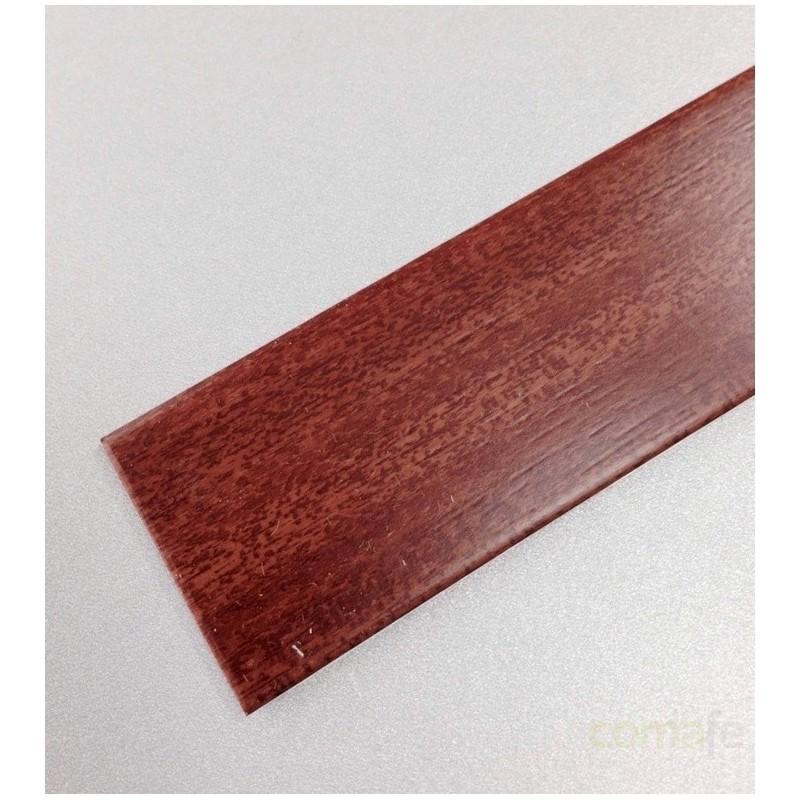 PERFIL PVC PLAQUETA PLANO ADHESIVO SAPELLY 35MMX1MT - Imagen 1