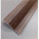 PERFIL PVC PLAQUETA Z ADHESIVO ROBLE GRIS 37MMX1MT - Imagen 1