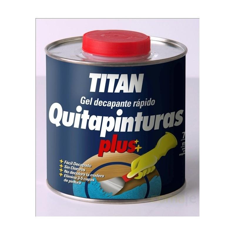 QUITAPINTURAS TITAN- PLUS 084  2,5LTS - Imagen 1