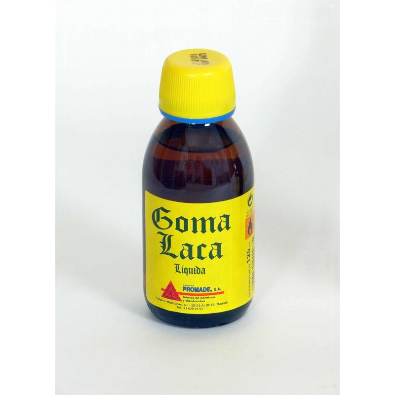 GOMA LACA LIQUIDA 125ML AGLA101 PROMADE - Imagen 1