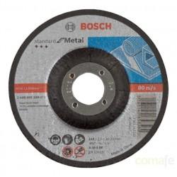 DISCO CORTE METAL CONCAVO 115X2,5X22 - Imagen 1