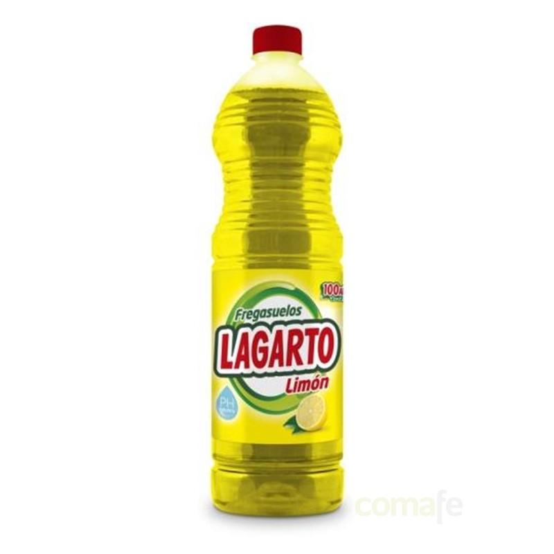 FREGASUELOS LIMON 1,5LT LAGARTO - Imagen 1
