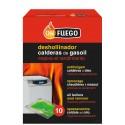 DESHOLLINADOR LIQUIDO ESTUFAS GAS-OIL 10X5ML - Imagen 1