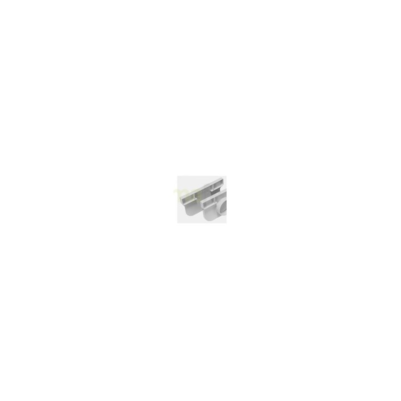 TAPON TERMINAL PEGASUS GRIS 13X4CM - Imagen 1