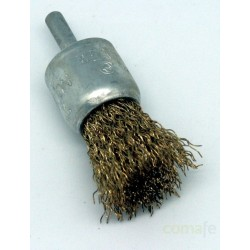 CEPILLO BROCHA P/TALADRO 25X0,3 MM