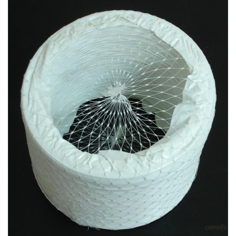 TUBO AIREACION EXTENSIBLE PVC/INOX INOX 125MM SANEAPLAST - Imagen 1