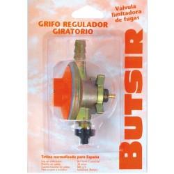 GRIFO REGULADOR GIRATORIO BUTSIR 28 GR. UNIDAD - Imagen 1