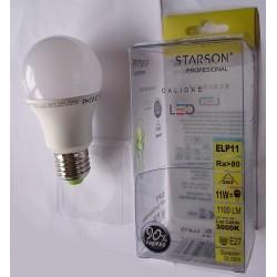 LAMPARA ESTANDAR LED E27 15W 1500LM 6400 - Imagen 1