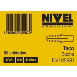 TACO  NVX 6 100PZ NIVEL - Imagen 1