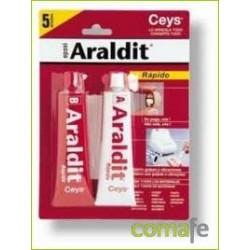 ARALDIT RAPIDO 15 ML+15 ML - Imagen 1