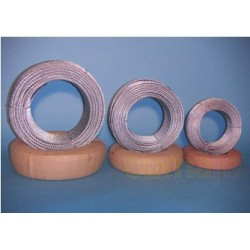 CABLE IND 6X7+1 5MM AC GALV  100 M - Imagen 1