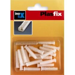 ANCLAJE CANALETA PVC BL ACCS INOFIX 20 P - Imagen 1
