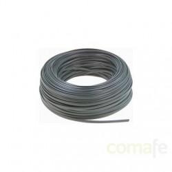 CABLE ELEC 2X0,50MM 100MT MANG NIVEL BL - Imagen 1