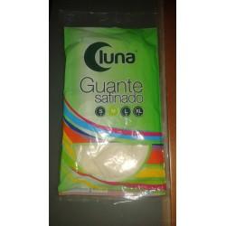 GUANTE QUIMICO L09 NAT. SATIN. LATEX CAR - Imagen 1