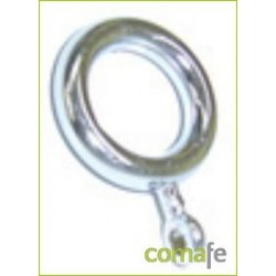 ANILLA 12 MM (10 UD) CROMADO - Imagen 1