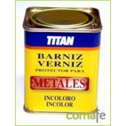 BARNIZ P/METALES 250 ML INCOLORO - Imagen 1