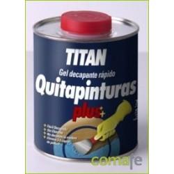 QUITAPINTURAS TITAN- PLUS 084 750ML - Imagen 1