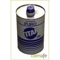 AGUARRAS PURO 5 LT - Imagen 1