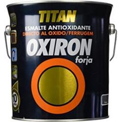 ESMALTE ANTIOXI. FORJA 4 LT GR/AC EXT. O - Imagen 1