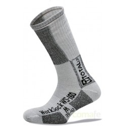 CALCETIN INVIER 35-38 WORKSOCK WS160  THERM/NY/ELA GR TOTAL - Imagen 1