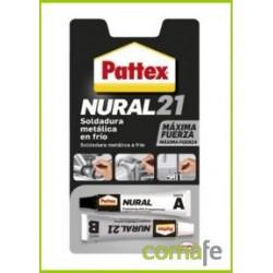 CEMENTO PARA METALES 22ML NURAL21 1759086 - Imagen 1