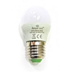 LAMPARA ILUMIN LED ESF. E27 7W 700LM 640 - Imagen 1