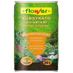 SUSTRATO CULTIVO UNIV FLOWER BLUMERENDE - Imagen 1