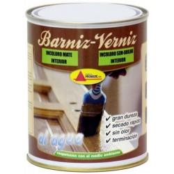 BARNIZ MAD MATE 750 ML INC. INT. AGUA PROMADE - Imagen 1