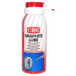GRAFITO LUBRICANTE AEROSOL 100ML GRAPHITE LUBE CRC 100 ML - Imagen 1