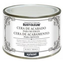 CERA ACABADO PARA MUEBLES 400 ML BLANCA CHALKY RUST-OLEUM - Imagen 1