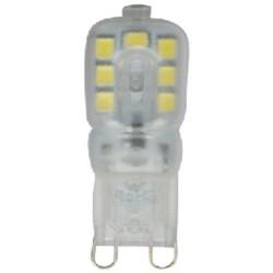 LAMPARA ILUMIN LED BIPIN G9 3W 300LM 300 - Imagen 1