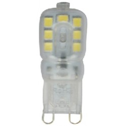 LAMPARA ILUMIN LED BIPIN G9 3W 300LM 640 - Imagen 1