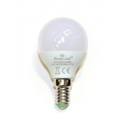 LAMPARA ILUMIN LED ESF. E14 4W 400LM 640 - Imagen 1