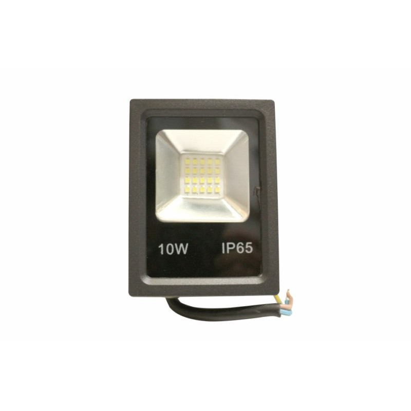 PROYECTOR LED PLANO 10W IP65 7700LM 6000 - Imagen 1