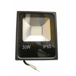 PROYECTOR LED PLANO 30W IP65 2100LM 6000 - Imagen 1
