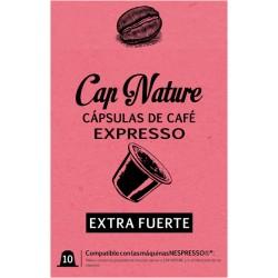 CAPSULA CAFE EXPRESSO EXTRAFUERTE 10UNDS - Imagen 1