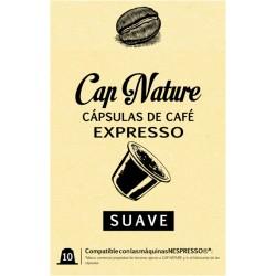 CAPSULA CAFE EXPRESSO SUAVE 10UNDS - Imagen 1
