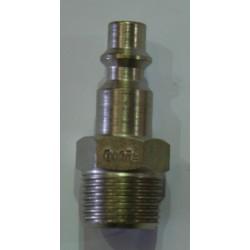 """ESPIGA RAPIDA COMPATIBLE M-3/8"""" (2 PZ) - Imagen 1"""