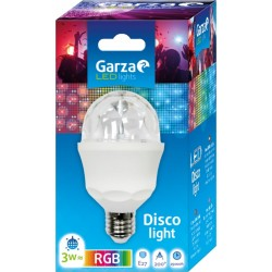 LAMPARA ILUMIN E27 3W 59LM LED GARZA MUL - Imagen 1