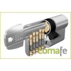 BOMBILLO TE-5 30X40 LEVA CORTA 13,2MM NIQUEL 52003040N - Imagen 1