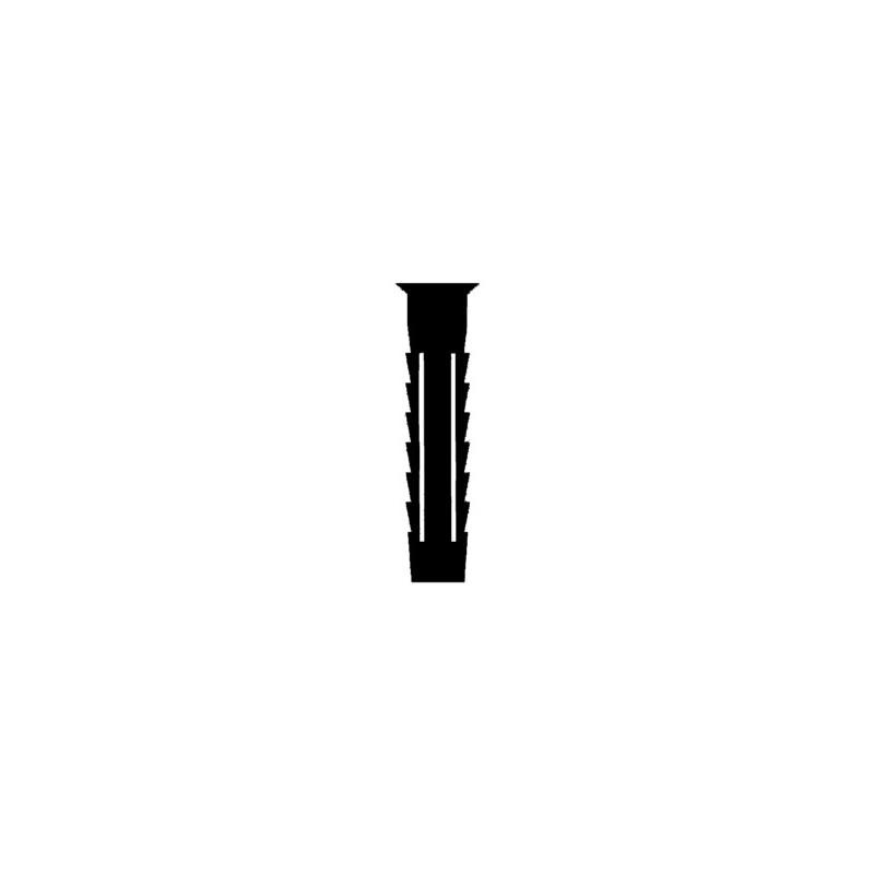 TACO FIJ 8MM GR TX NIVEL 6 PZ - Imagen 1